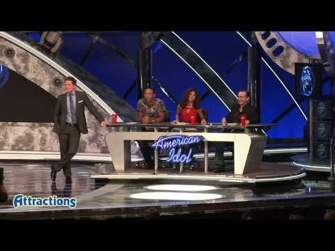 Full American Idol Experience show featuring Lee DeWyze at Disney's Hollywood Studios