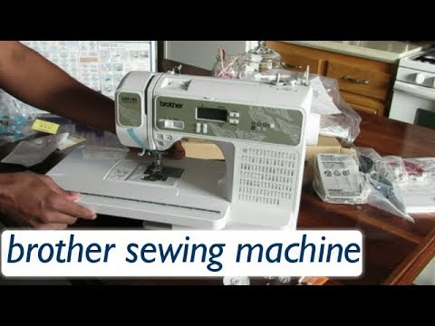 Discover how you can sew, monogram, quilt all on 1 sewing machine - Instantly improving  your skills