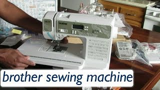 Love Sewing - Discover How You Can Sew, Monogram, & Quit On A Computerized Brother Sewing Machine