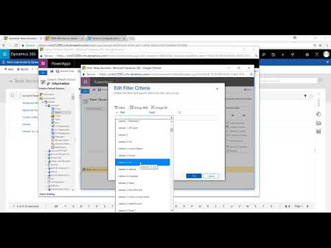 Dynamics 365 for Sales: How to Edit a Public View