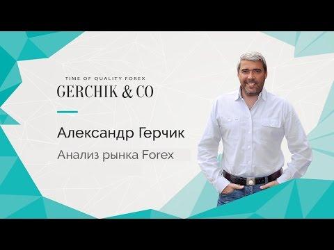 АНАЛИЗ РЫНКА FOREX с Александром Герчиком 03.04.2017