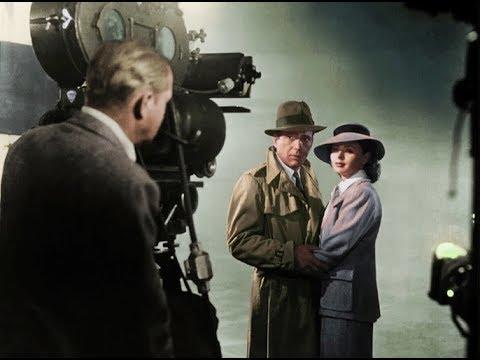 Casablanca: An Unlikely Classic • Ingrid Bergman clip • Produced by Gary Leva