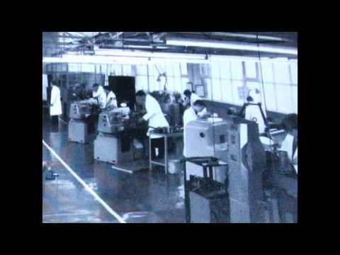 Radio Ballad - Ward & Goldstone engineering factory