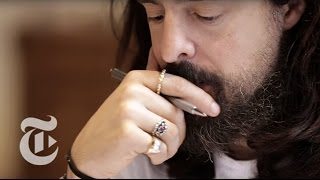 Alessandro Michele Interview | In the Studio | The New York Times