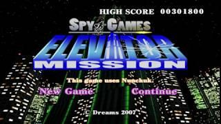 [Spy Games: Elevator Mission] Ending / Credits