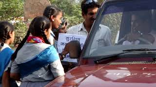 Traffic Rules Awareness - Social Awareness Program by Pankh Foundation