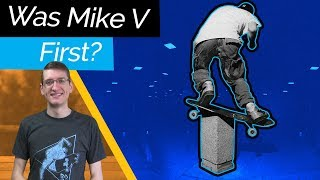 Video Did Mike Vallely Invent the Natas Spin? download MP3, 3GP, MP4, WEBM, AVI, FLV Januari 2018