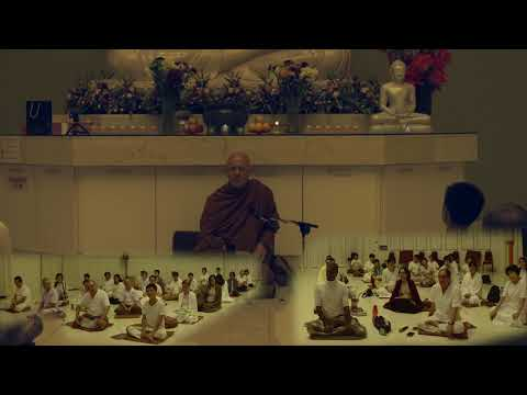 """""""Meditation practice – there's no puzzle to solve!"""" A talk by Ajahn Martin (5/05/18)p.m"""