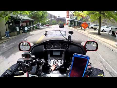 Downtown Memphis daytime Ride