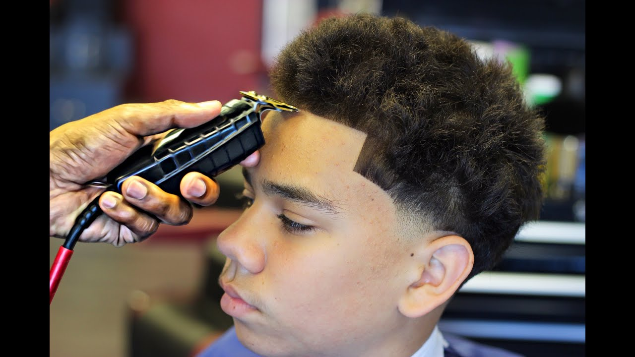 Haircut Freshest Taper Fro Hd Youtube