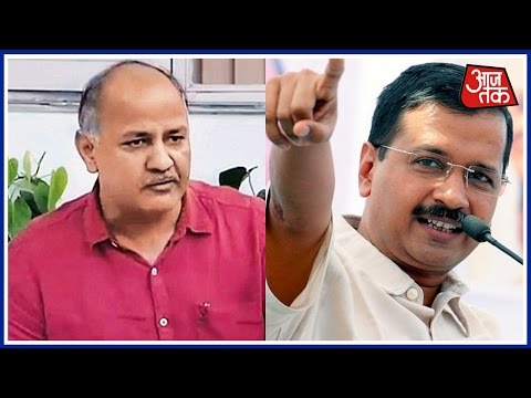 Assume Arvind Kejriwal Is Your Chief Minister: Manish Sisodia To Punjab Voters