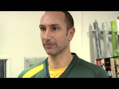 Quickfire questions with Nic Pothas