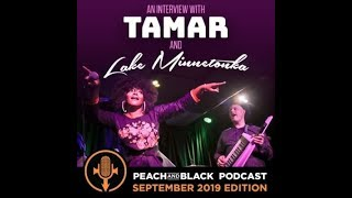 A Peach and Black Podcast Interview with Adam Rudegeair of Lake Minnetonka