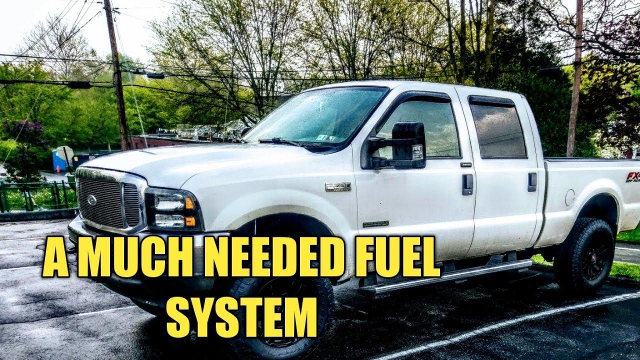 fass fuel pump 6 0 powerstroke