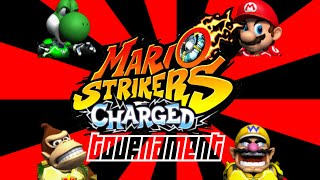 Mario Strikers Charged Tournament