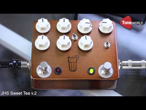 JHS Sweet Tea V.2 Demo - Tom Quayle for Tone World, Manchester
