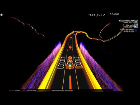 Television - Marquee Moon - Audiosurf 2 mono mode