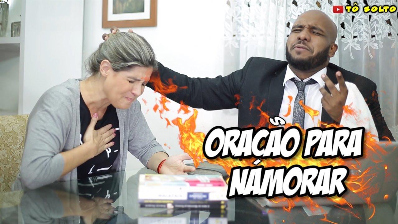 ORAÇÃO FORTE PARA NAMORAR - Pr. Jacinto Manto | Tô Solto