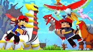 Minecraft: TREINADOR LENDARIO - POKEMON #24 ‹ EduKof Games ›