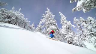Diamond Peak Ski Resort: Steeps and Stashes vol. 1A