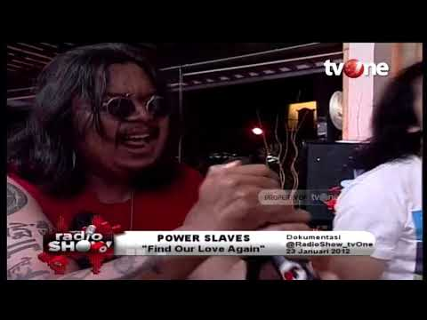 Power Slaves - Find Our Love Again | Radioshow
