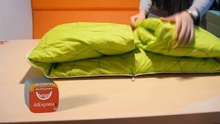 Подушка-одеяло с Aliexpress