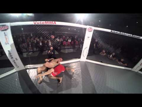 VoteMMA 3 - 8.Fight - Arman Grigorjan Vs Leon Koschitzky