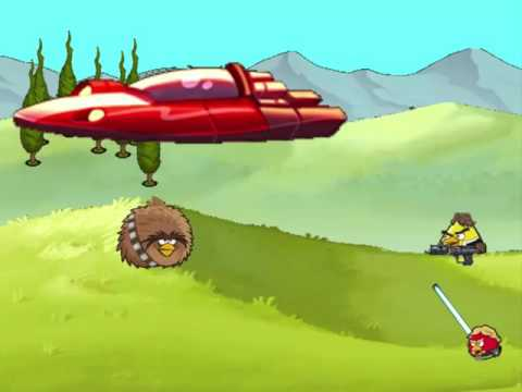Angry Birds Star Wars: Battle in Arena