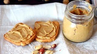 Арахисовая паста/Домашняя арахисовая паста