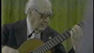ANDRES SEGOVIA AT THE WHITE HOUSE - PART 1 / 9