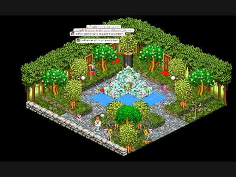 Parque snocr 39 habbo krifire youtube - Jardin romantique habbo toulon ...