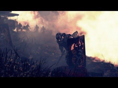 Battle of the Teutoburg Forest Cinematic l Total War Attila l