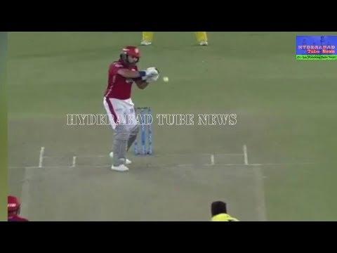 IPL 2018 CSK vs KXIP - Chris Gayle's 63 run stroke guides Punjab to 197 runs