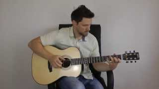 Brown Eyed Girl - Van Morrison - Fingerstyle Guitar Interpretation