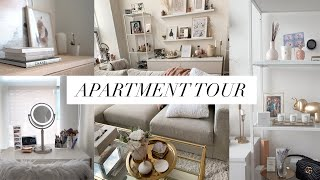 DOWNTOWN TORONTO LOFT APARTMENT TOUR || furnished