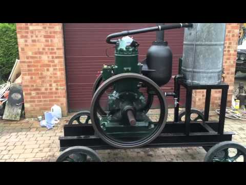 Petter S 1214 HP Semi Diesel Stationary Engine