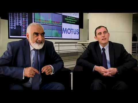 Motus Holding Lists On The JSE