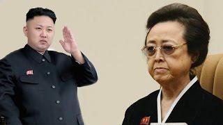 Repeat youtube video Kim Jong Un Publically Kills His Aunt