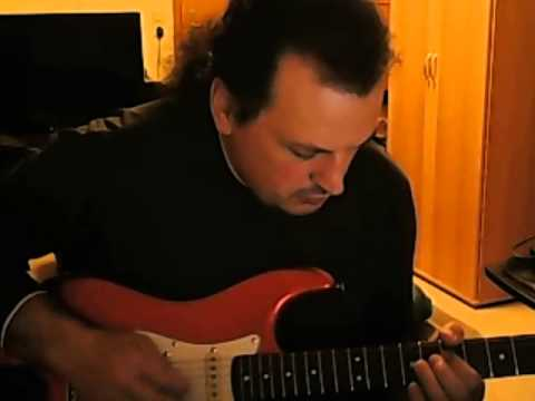 OXIGENE Part IV   Guitar Style - Cover by Mario Stracuzzi