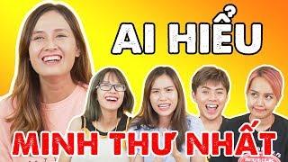 Q&A: Schannel SG ai hiểu MINH THƯ nhất ??