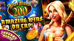 Bier Haus 200 Slot Machine - Play with Jackpot Party!
