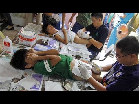 Philippine 'circumcision season': A rite of passage or child abuse? from YouTube · Duration:  2 minutes 5 seconds