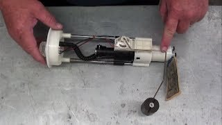 Pt.2 2016 Polaris Ranger EFI Fuel Pump Troubleshooting And Repair For Under 30 Dollars