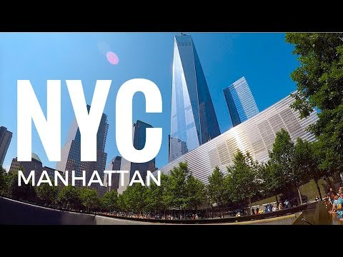 New York City Tour Walking Tour by New York Tour 1 ~ Part 2 ~ Best Guide to see NYC