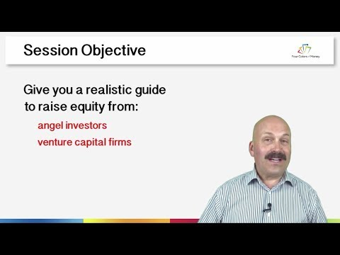 12 Steps of Equity Financing Steps 1-4