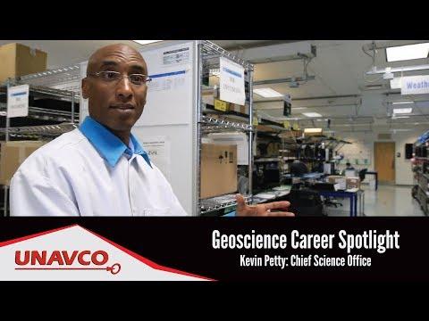 Geoscience Career Spotlight: Kevin Petty, Chief Science Officer