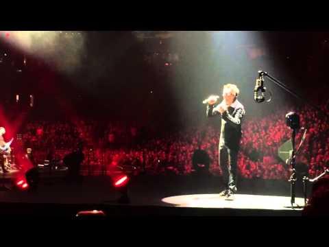 Starlight - Muse at Boston TD Garden ( Drones World Tour)