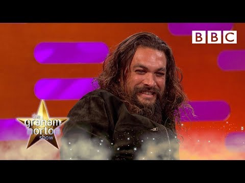 Don't let your girlfriend near Jason Momoa… 💔 - BBC