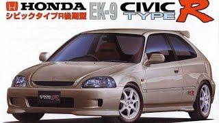 [ОБЗОР] Honda Civic EK9 TypeR - B16B - Обзор и тестдрайв #ВРуле