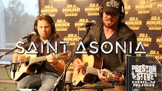Saint Asonia - Better Place - Preston & Steve